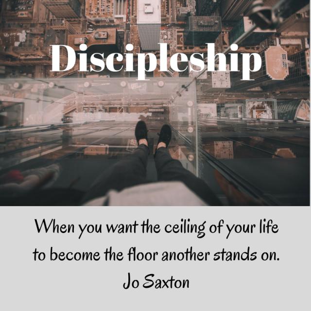 Part of Discipleship